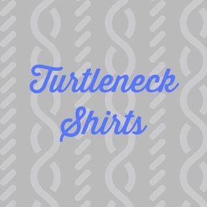 Selection of turtlenecks